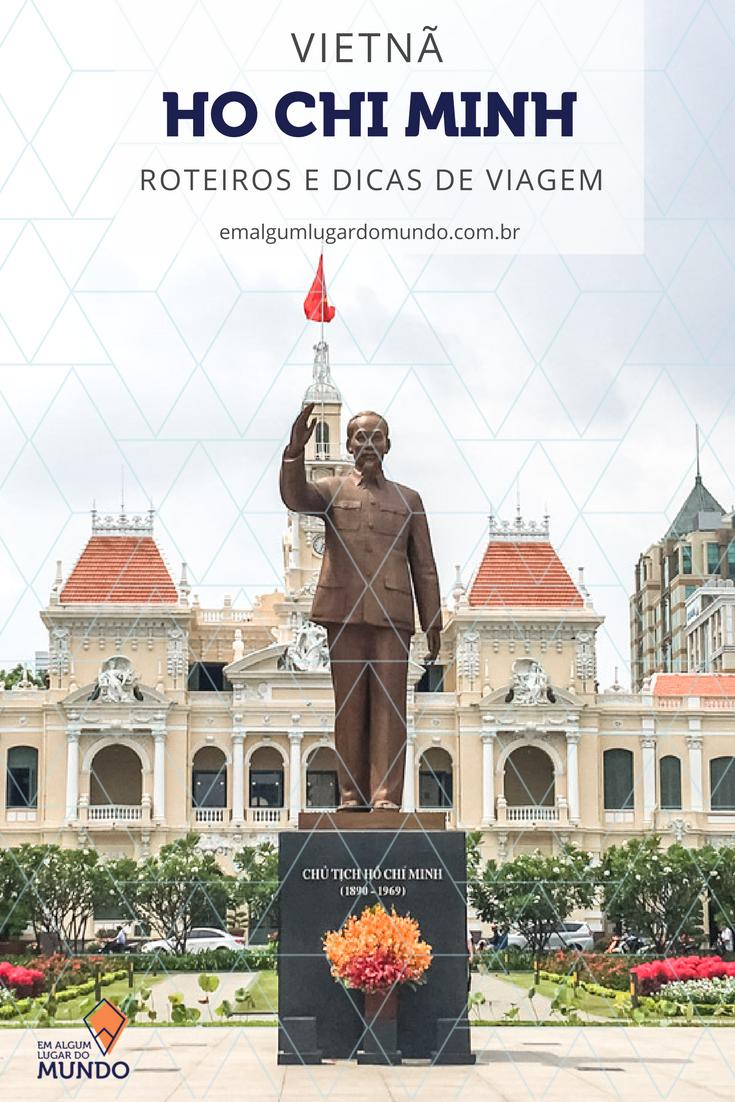 Veja o que fazer em Ho Chi Minh, no Vietnã: principais atrações, sugestões de roteiro, onde ficar e muito mais. Confira as melhores dicas de Ho Chi Minh.