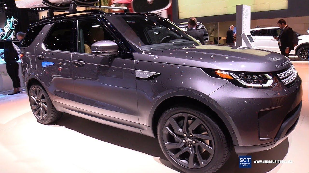 2019 Land Rover Discovery HSE Si6 Exterior and Interior