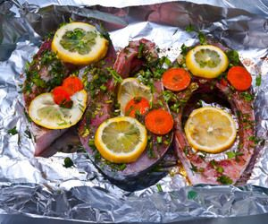 foil packet grilled seafood and other tips for grilling fish/seafood