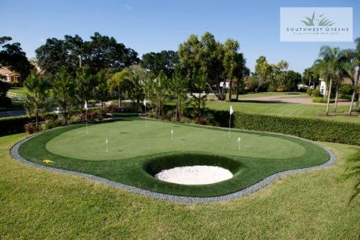 Artificial Putting Greens - Artificial Grass & Turf ...
