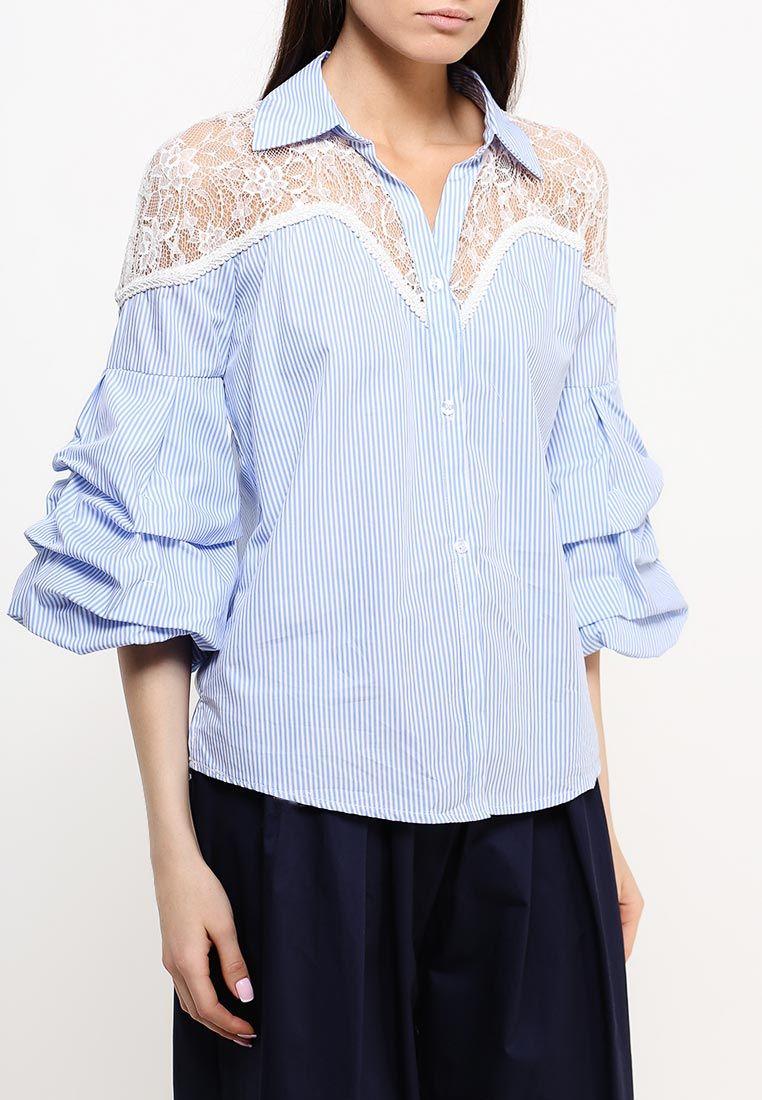 Блуза Rinascimento купить за 8 499 руб RI005EWSDX56 в интернет-магазине Lamoda.ru