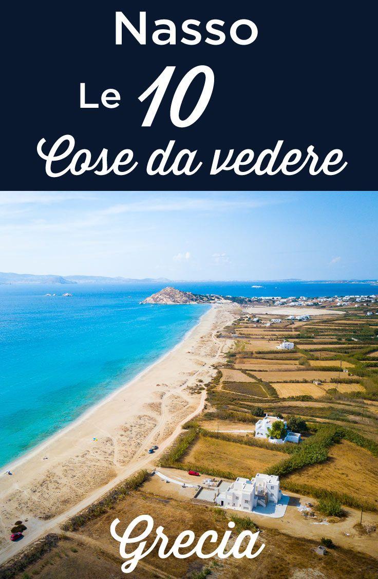 Cosa Vedere a Naxos 10 Cose da Fare Vacanze in grecia