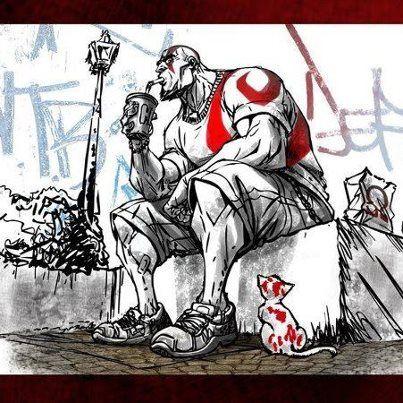 Gangsta Kratos