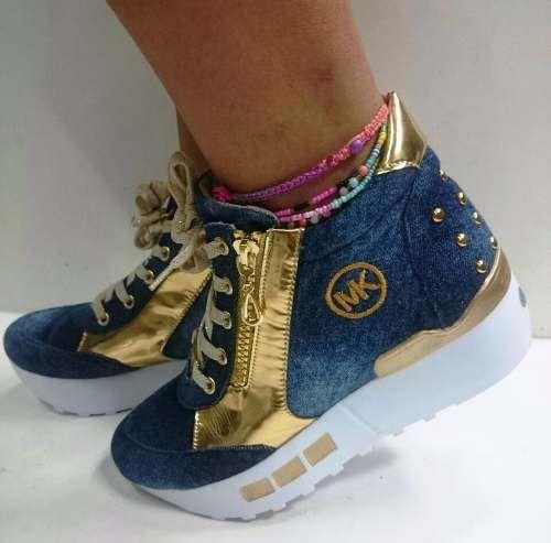 0a57a6a45fe19 botas botines calzado mk para niñas de moda colombianos