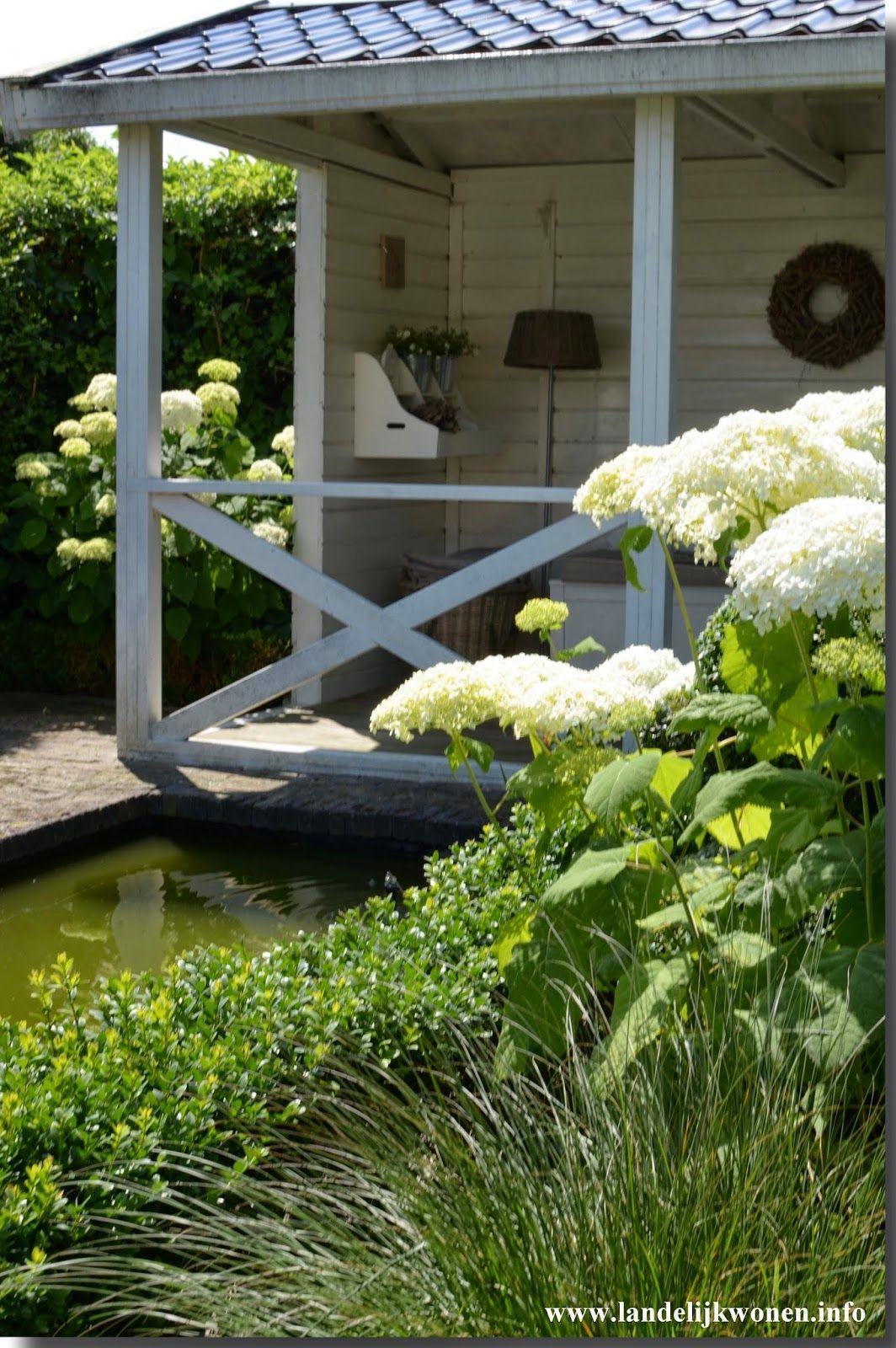 afbeeldingen tuinen met veranda en vijver - Google zoeken