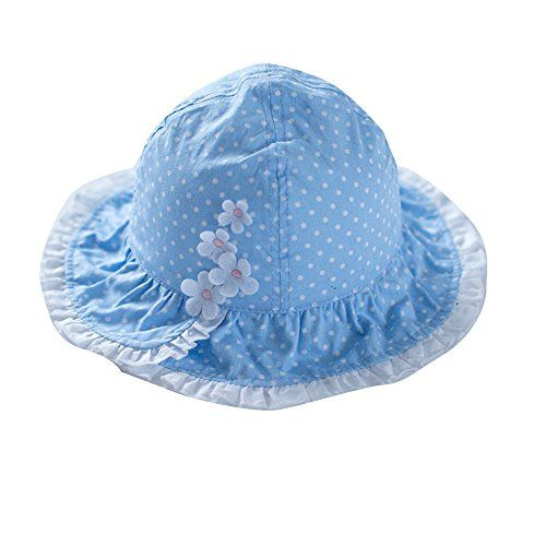 Toubaby Kid Girls Sun Hats Baby Bucket Hat Lovely Plum Bl... https  b55bf092df3
