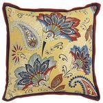 Rambagh Paisley Flange Pillow