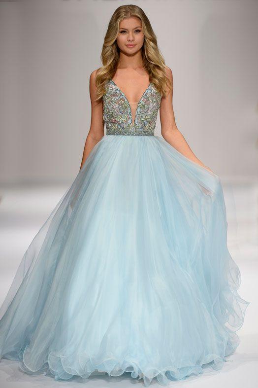 Sherri Hill NYFW 2016 - Pageant / Prom 2017 | Prom 2017 Dresses ...