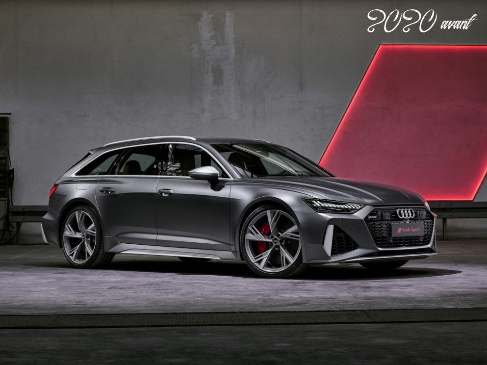 2020 Avant In 2020 Audi Rs6 Audi Rs6 Wagon Luxury Cars Audi