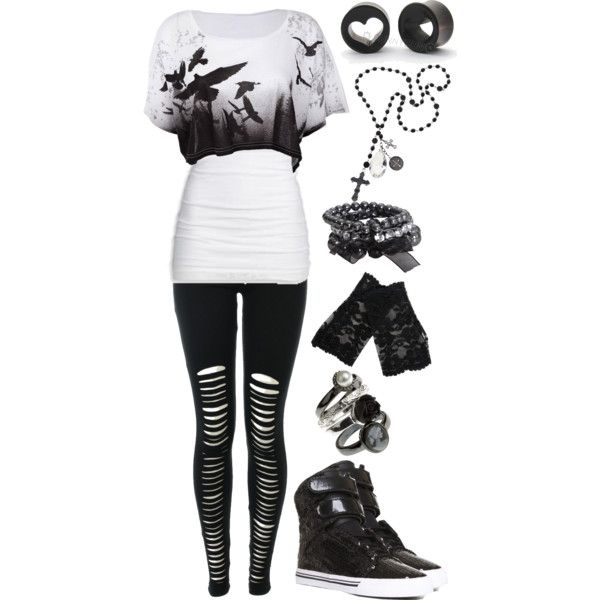 Untitled #979, created by bvb3666 on Polyvore