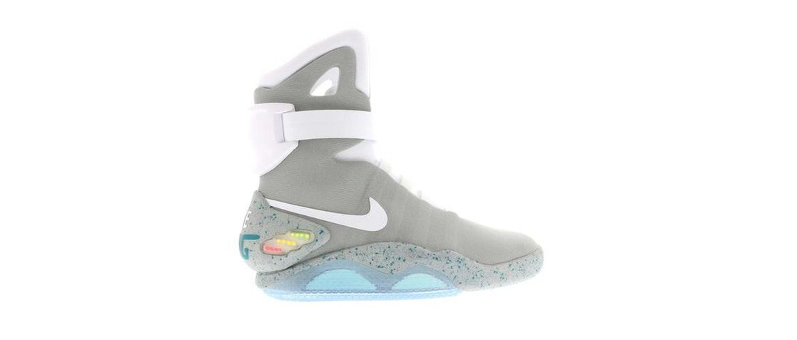Nike Air Max Tavas Infant Blue Grey Kids Sports King