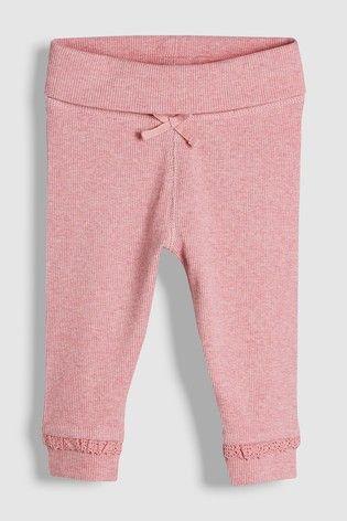 330aadaa0cb1 Buy Pink Pretty Leggings Three Pack (0mths-2yrs) from Next USA ...
