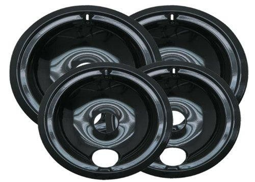 Multi Pack Includes Two 6 Two 8 Drip Pans Fits Most Ge R