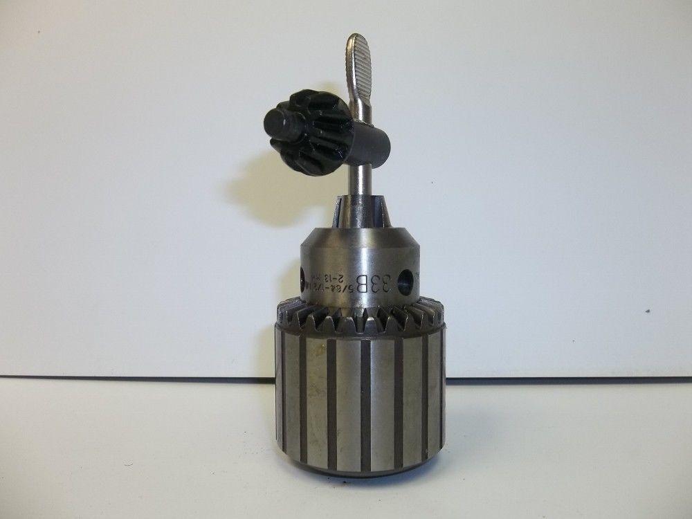NEW 5//8 DRILL CHUCK REPLACES HARBOR FREIGHT RJ3-16L DRILL PRESS CHUCK