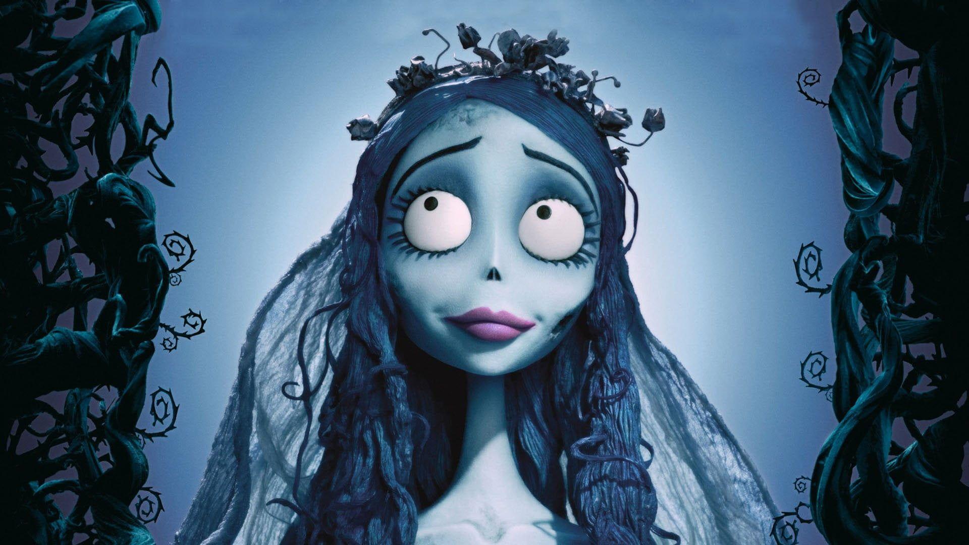 problema en términos de Rezumar  woman movie character #movies Corpse Bride animated movies Tim Burton  #1080P #wallpaper #hdwallp… | Tim burton corpse bride, Tim burton  characters, Corpse bride art