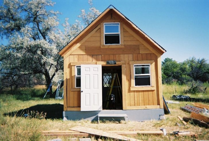 You Can Build This Tiny House For Less Than 2 000