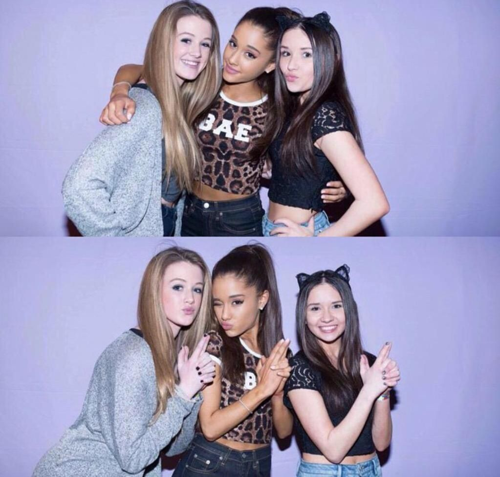 Ariana Grande Honeymoon Tour Meet N Greets Meet And Greet