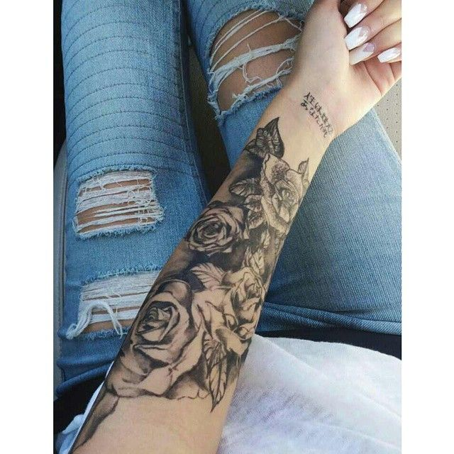 Pinterest Xbbygirlx Tattoos Sleeve Tattoos For Women Arm Tattoos For Women