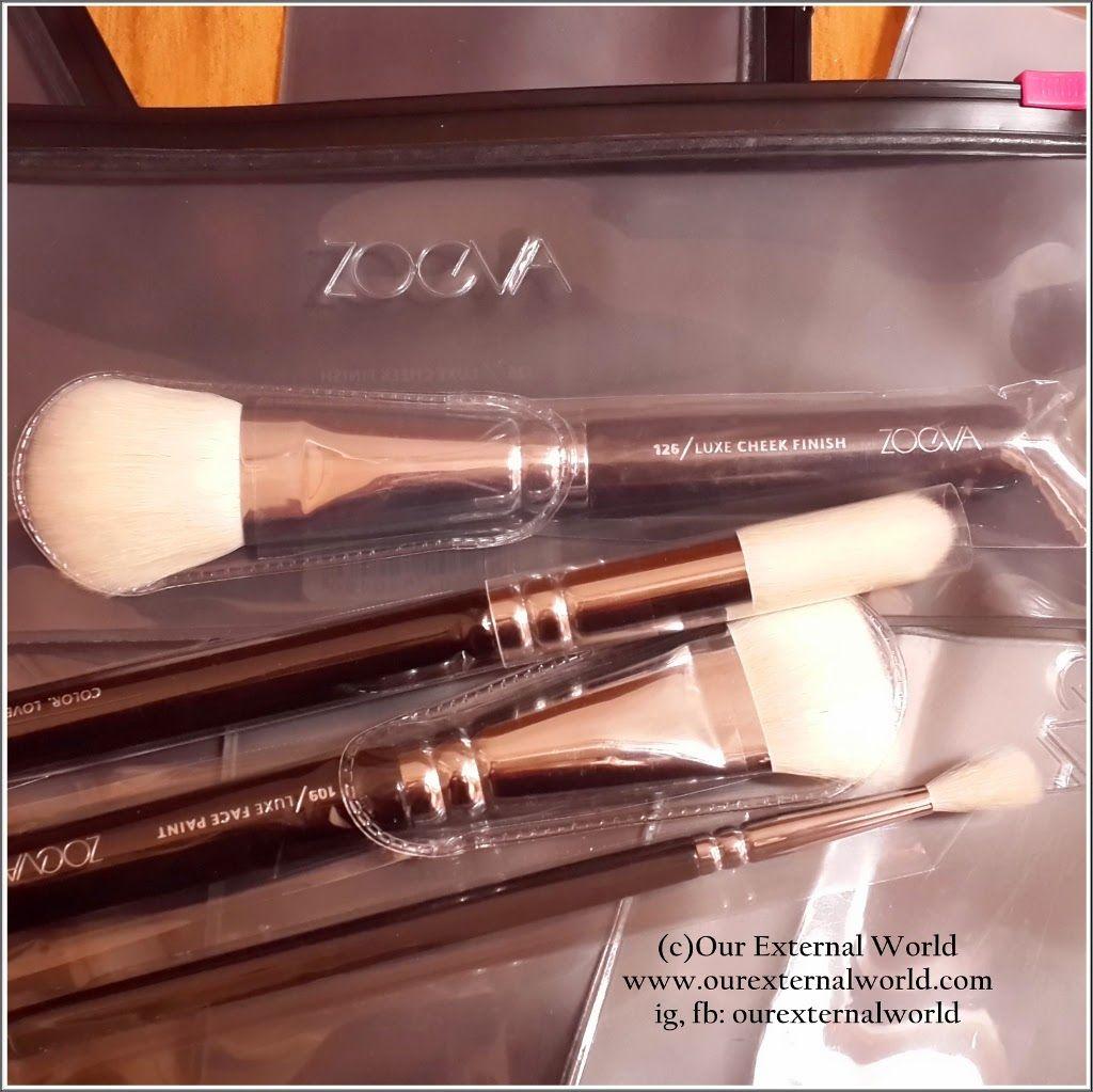 DiscountCoupon, Zoeva Luxe Makeup Brushes