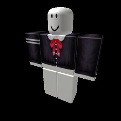 5 School Uniform Black Top Roblox School Uniform Roblox Shirt Uniform