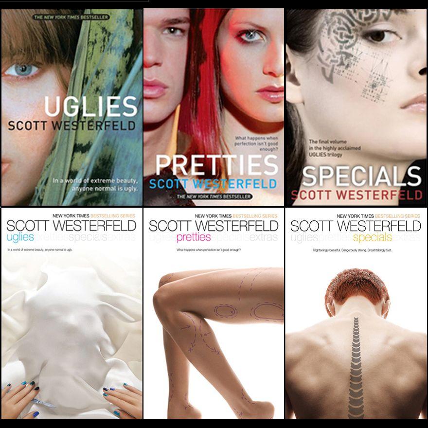 Uglies Scott Westerfeld Book Cover Google S K Uglies