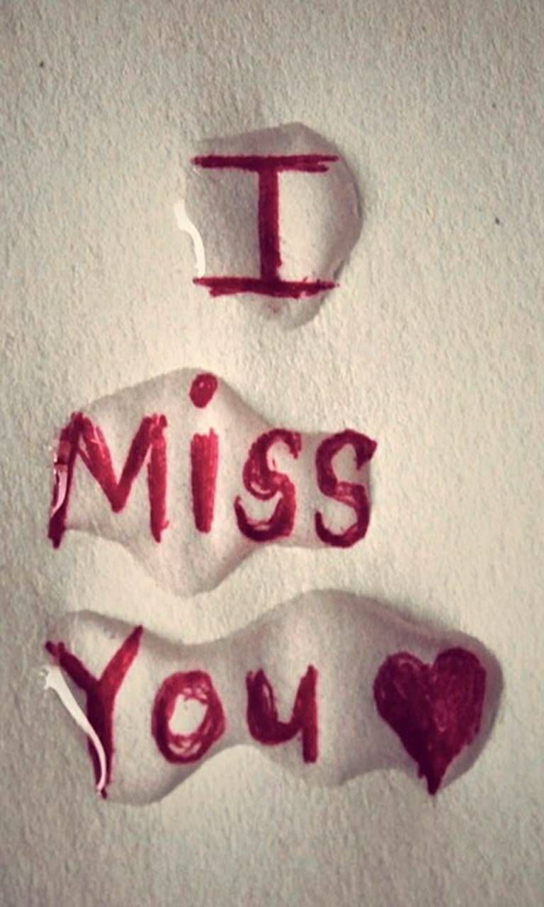 Download I Miss You Wallpaper By Im Mehta 3a Free On