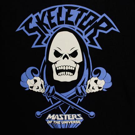 Cool Men S T Shirts Cool T Shirts For Guys Teesforall Com Skeletor Heman Skeletor 80s Cartoons
