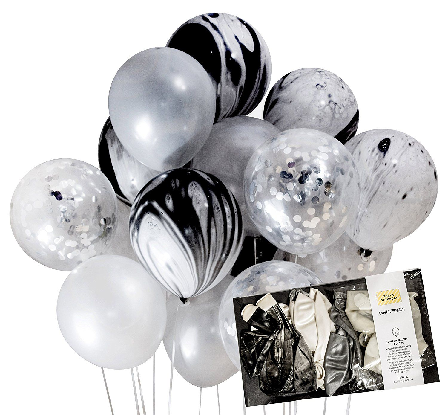 Silver 10 40 inch Silver 10 Number Jumbo Foil Mylar Helium Balloons-Party Decoration Supplies Balloons-Great for 10th Birthday Any Anniversary Parties Events