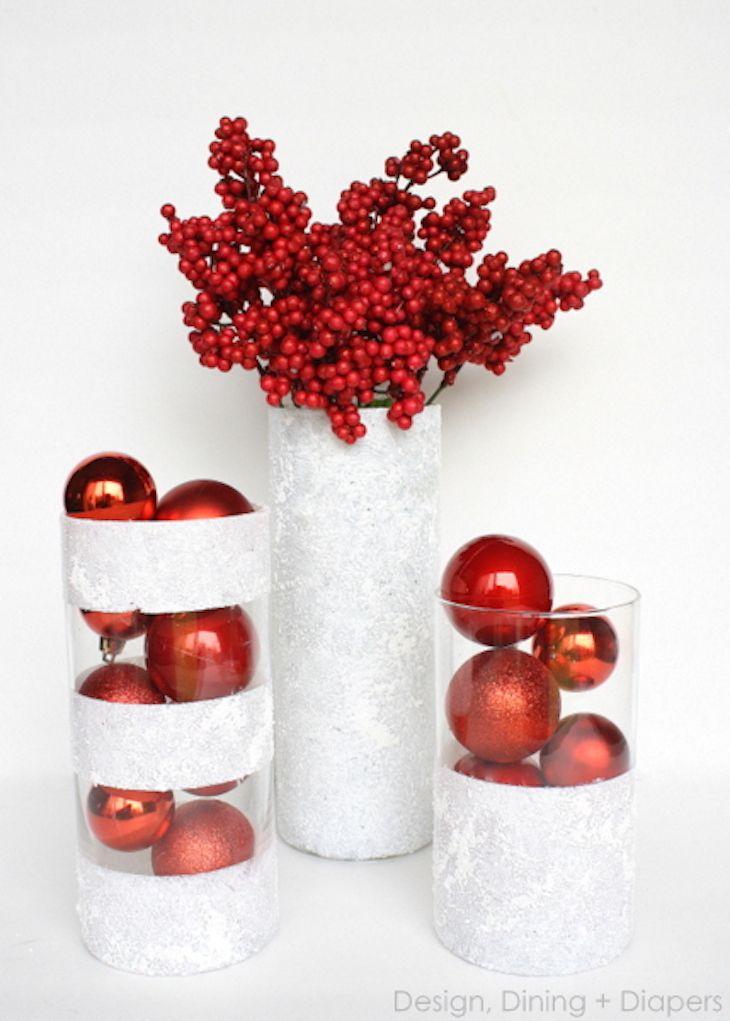 Top 10 Most Beautiful Christmas Vase Arrangements Nadal