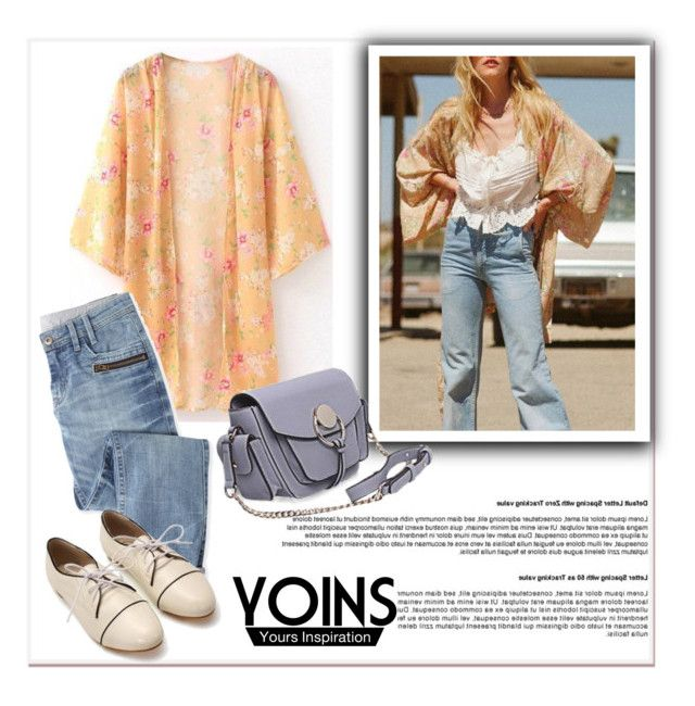 """""""Yoins 6"""" by black-fashion83 ❤ liked on Polyvore featuring Wrap, women's clothing, women, female, woman, misses and juniors"""