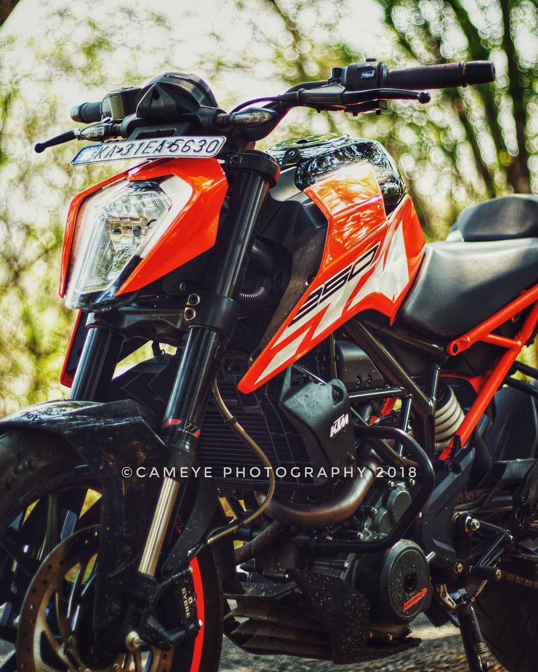 Image May Contain 1 Person Motorcycle Ktm Duke Duke