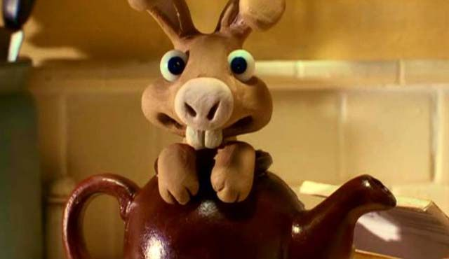 Rabbit And Were Gromit Wallace Defeat