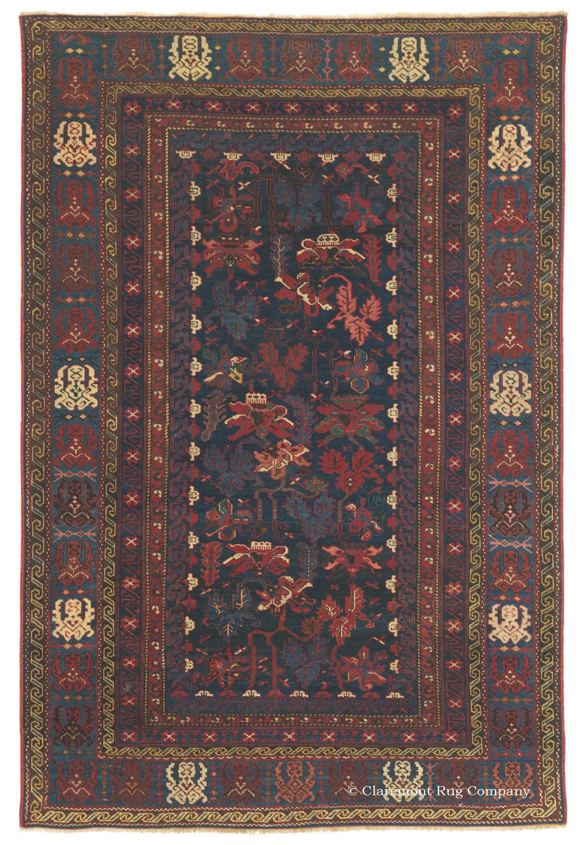 Basic Overview Of Antique Collectible Caucasian Rugs And Carpets Halilar Antika Kanavice