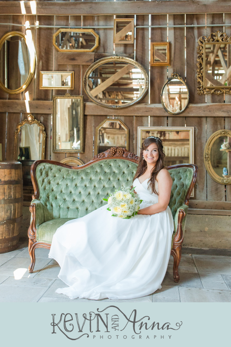 Gorgeous Summer Wedding At The Barn At Springhouse Gardens In