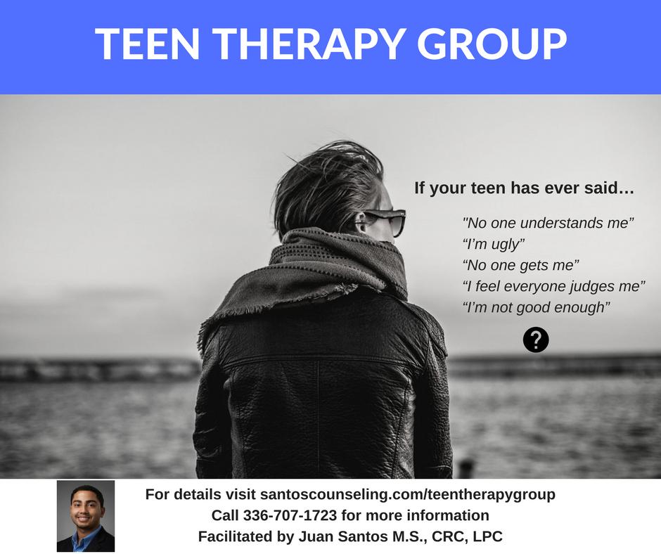 overcome Help teen