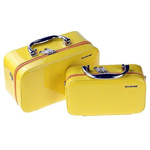 Makeup train case BEAUBOMB makeup organizer case with Sho... https://www.amazon.com/dp/B01EC30Y1U/ref=cm_sw_r_pi_dp_x_iK86xbFZHNXGF