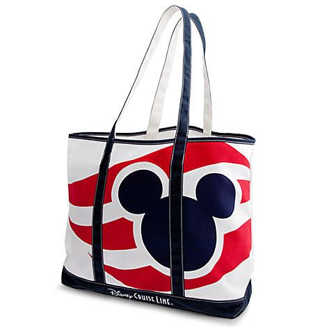 Mickey Mouse Head Tumbler Tote