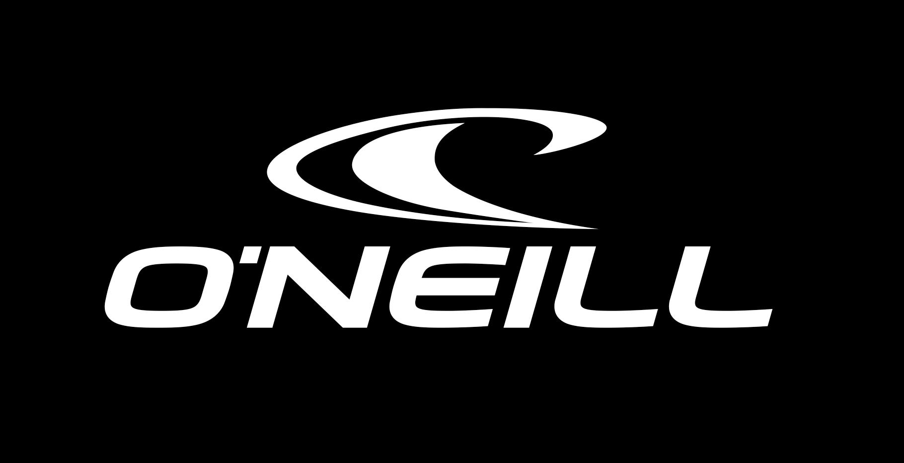 O'Neill logo - Black | :D | Clothing brand logos, Surf logo