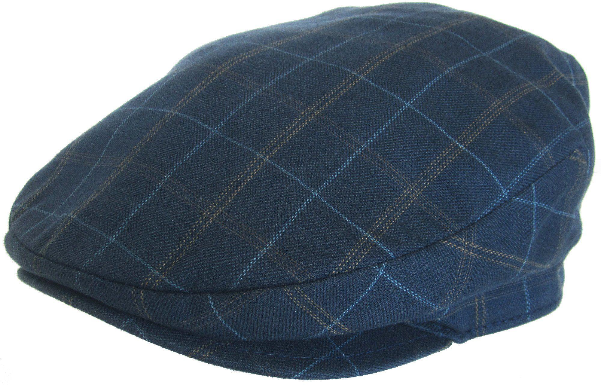 Goorin Bros Jon Paul Cotton Linen Ivy Cap 5 Point Driver Hat Newsboy ... f3c6a4dccf5b