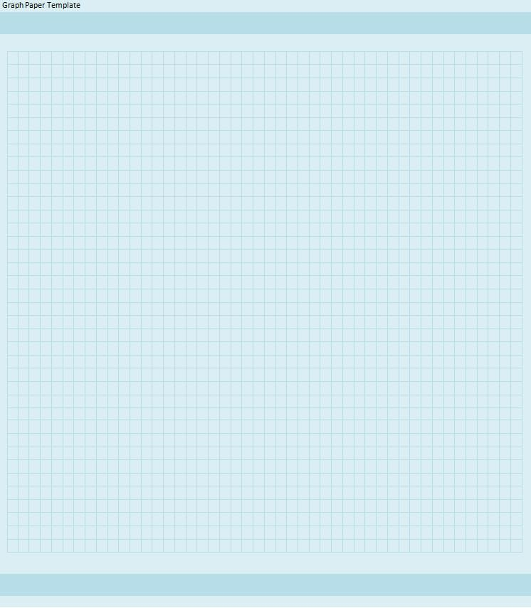 Graph Paper Template wordstemplates Pinterest Graph paper - grid paper template