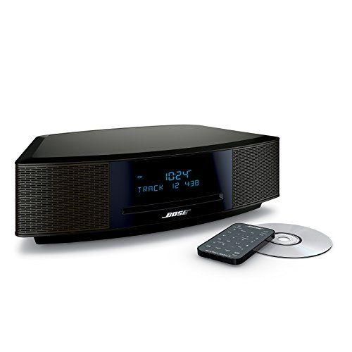 Bose Wave Music System IV - Espresso Black - Technology #musicsystem