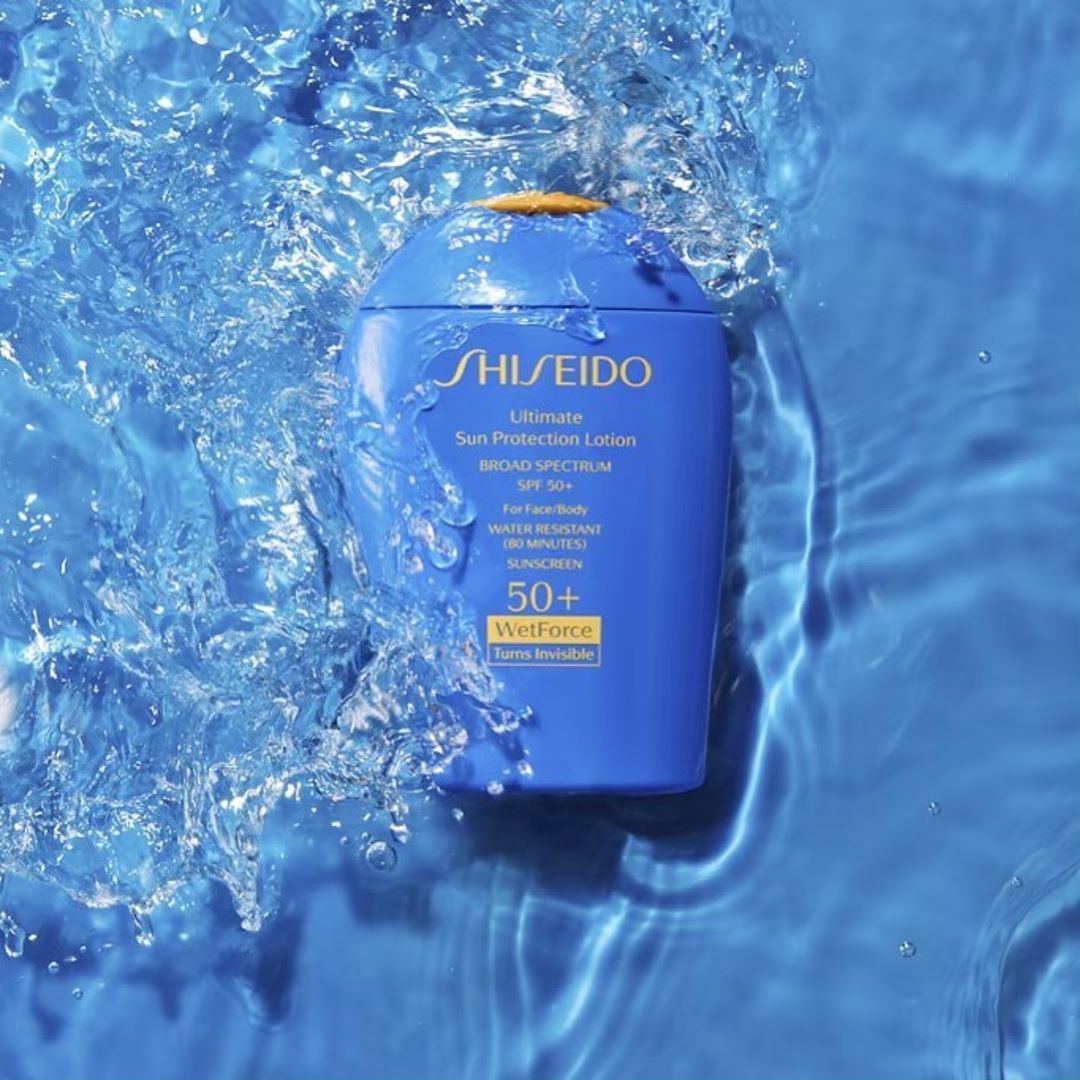 Regram @shiseido ・・・ Shiseido Suncare. Ultimate Sun Protection ...