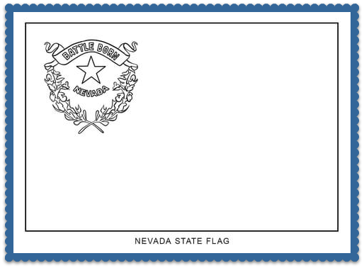 State Flag Coloring Pages By Usa Facts For Kids Flag Coloring Pages State Flags State Symbols