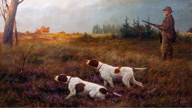 Фото охоты на уток in 2020 | Wildlife art, Animals artwork ...