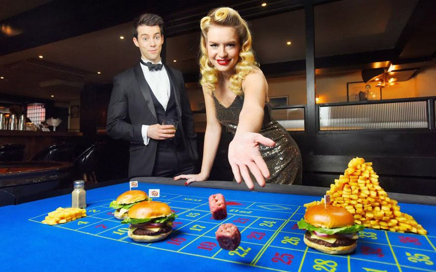 Raise the Steaks and Bet with Food to launch 777 Casino