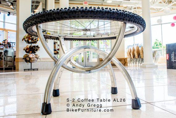 Bike Part Bicycle Wheels Coffee Table S 2 Aluminum Mtb In 2020