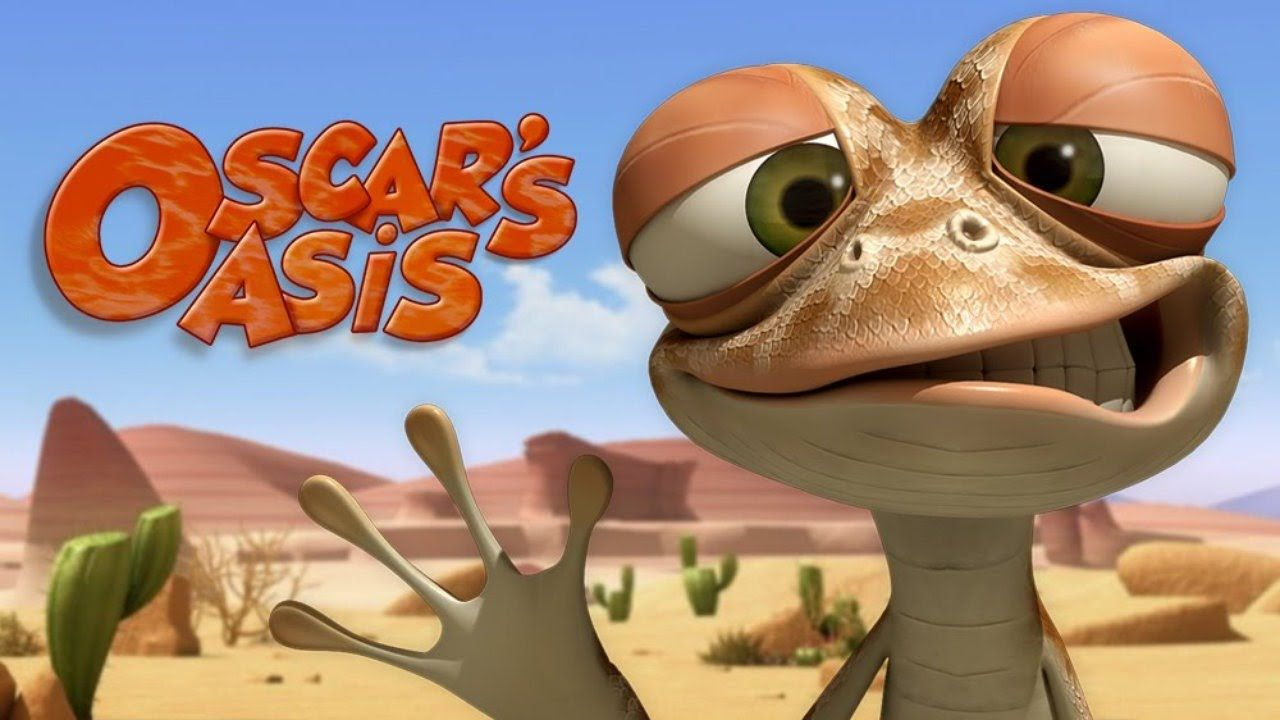 Oscar's Oasis - Funny Animal Videos- Best Cartoon Movie ...