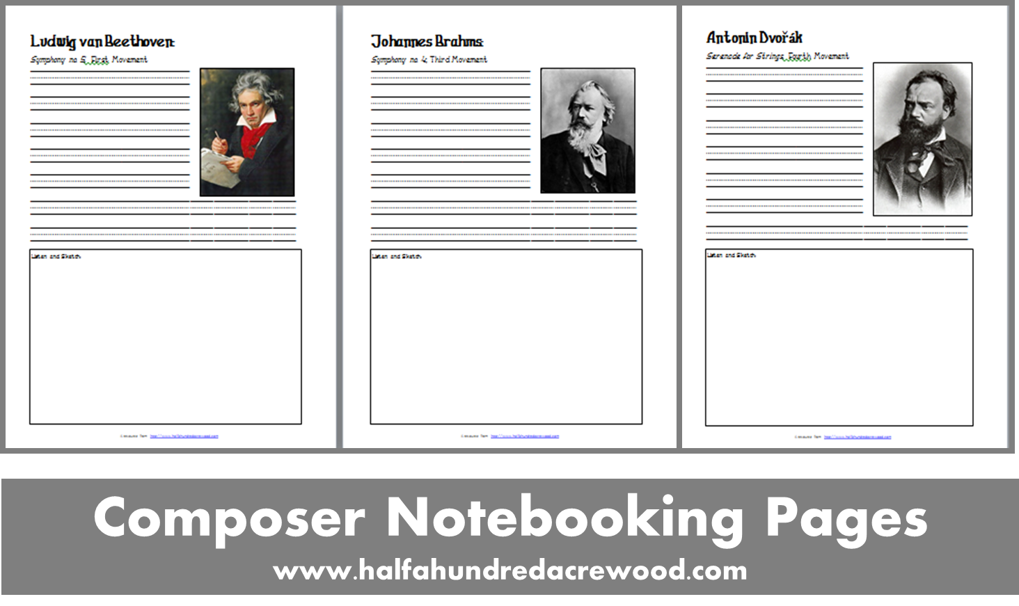 Half A Hundred Acre Wood Orchestra Amp Famous Composers