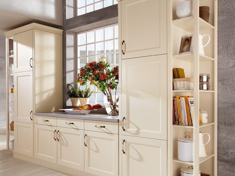 schappen opzij! | interieur | Pinterest | Magnolias, Lucca and Art | {Landhausküchen nobilia 42}