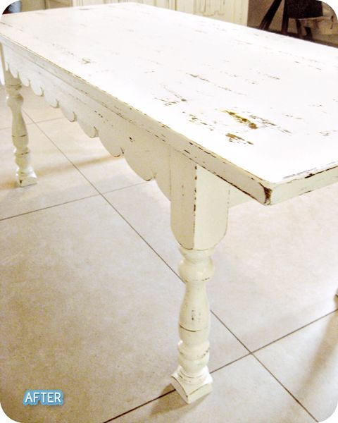 Lots Of Good Ideas For Painting Furniture